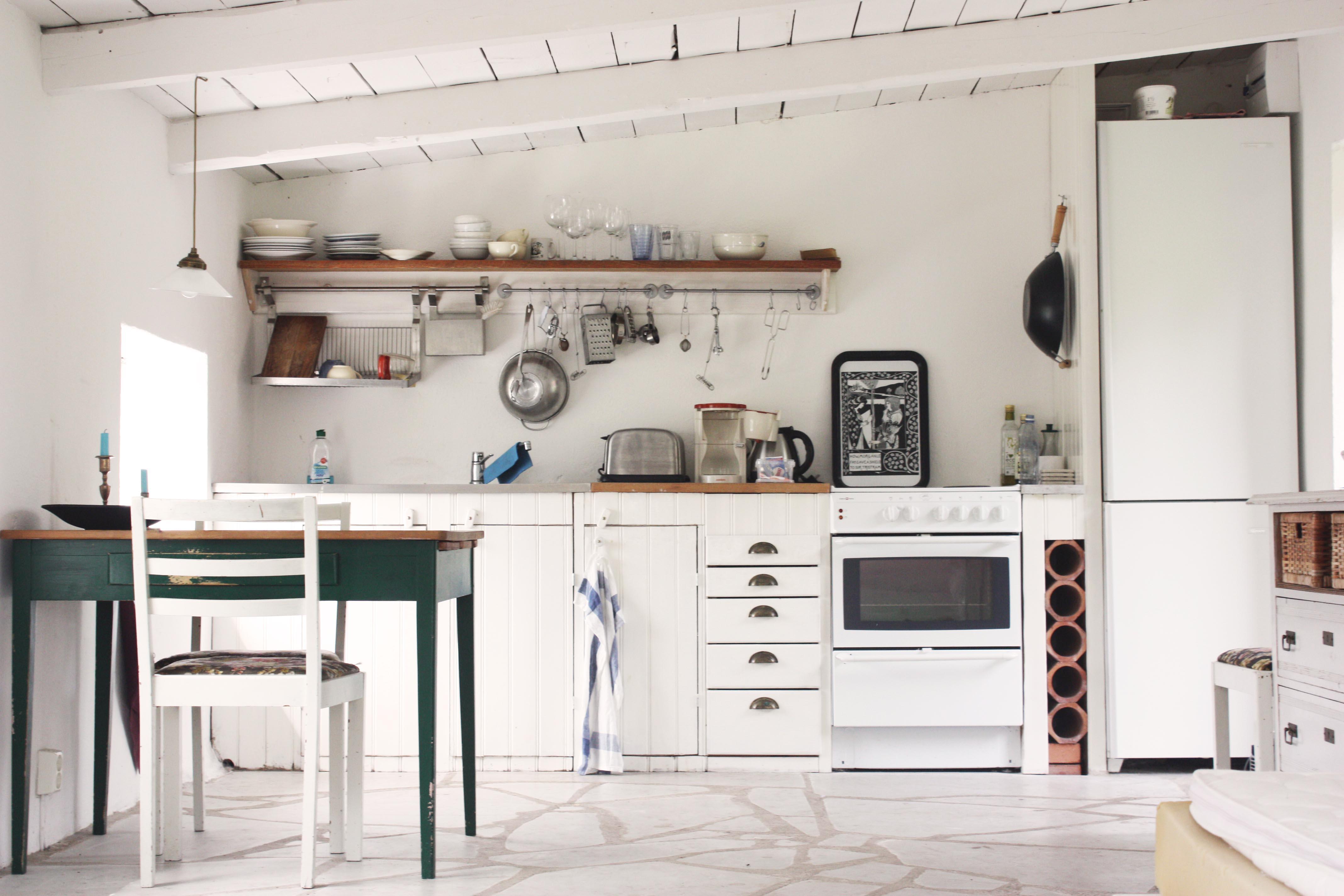 Gotland del 1 bonjour vintage - Muebles de cocina reciclados ...