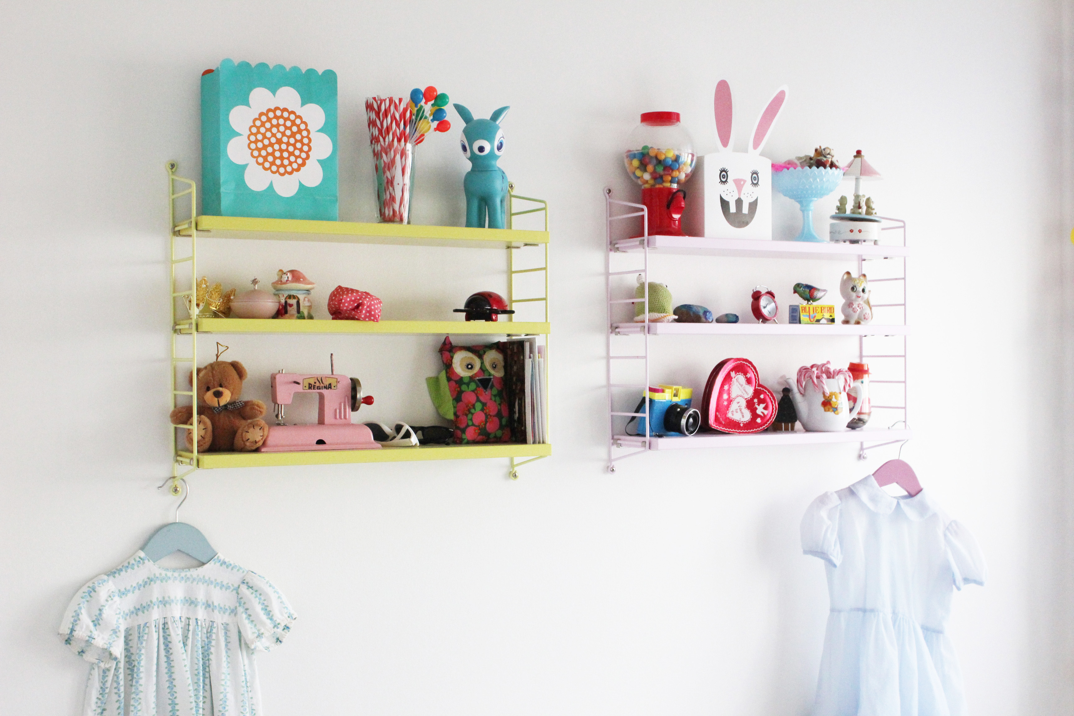lilla barnrummet - bonjour vintage