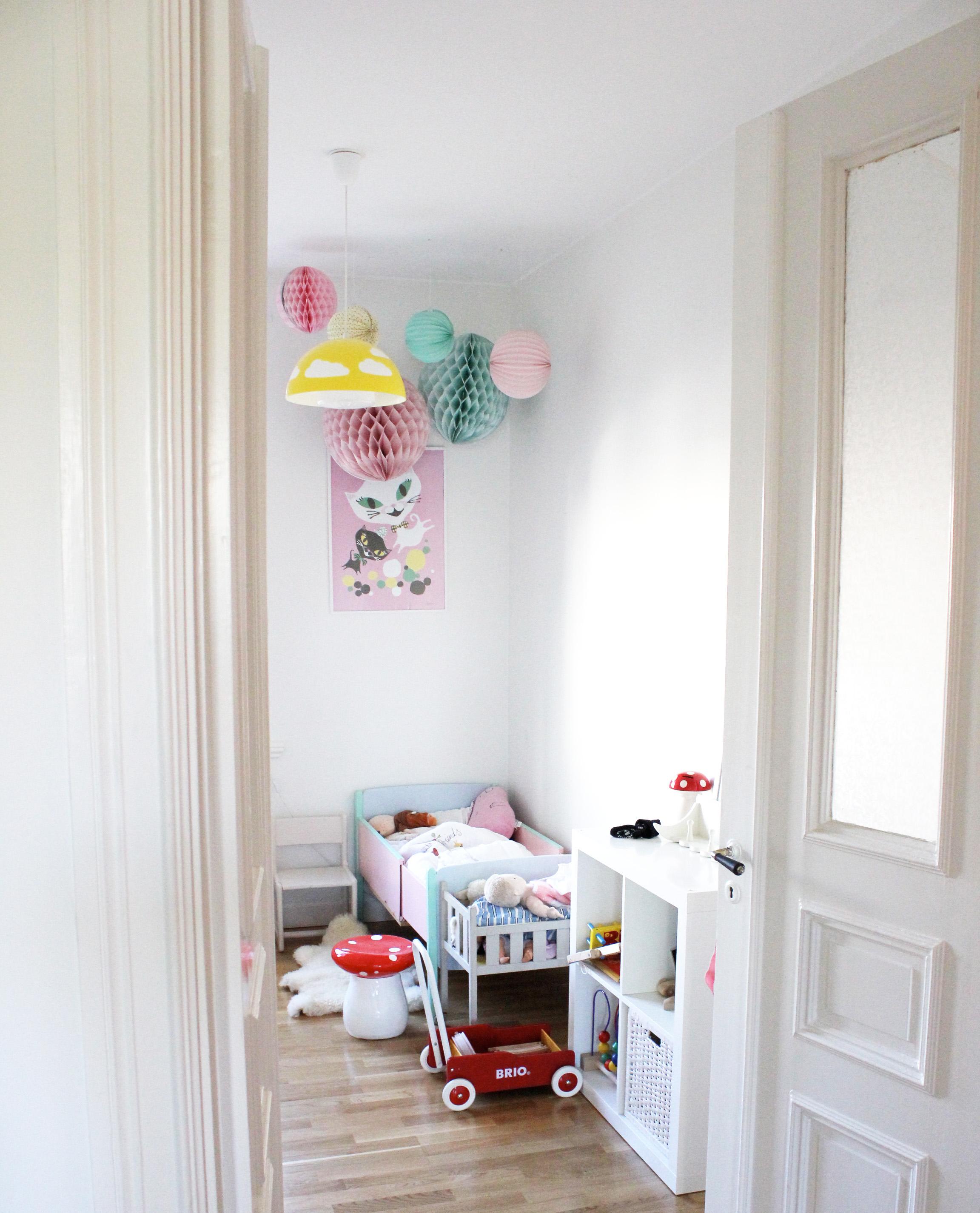 Lilla barnrummet   bonjour vintage